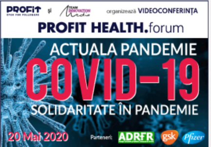 A.D.R.F.R partener Profit Health Forum